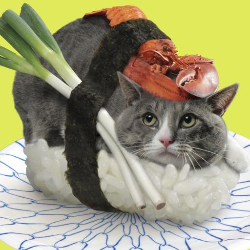 ネコ寿司2